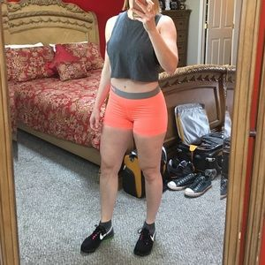 Gently Used Women's Nike Dri-Fit Shorts🌼